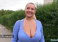 AmberLynn - Best Tits And Boobs in Public Space