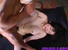 Asian Teen Sucks Huge Cock And Swallows