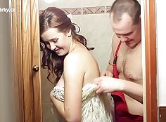 Crazy sex passionate sex and before the wedding