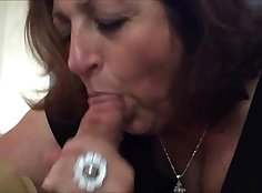 Amateur Granny Getting fucked by a Hard Cock
