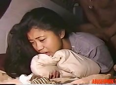 Sexy Asian Amateur Miley Has Hardcore ANAL Sex!