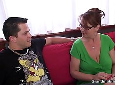 Best anal cock while mom is at work