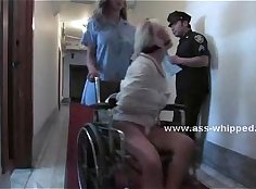 Amazing being a lesbian prisoner and a sex slave