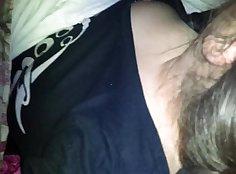 Lesbian sleeps his older cousin