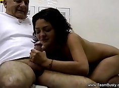 cronys daughter gives xmas blowjob Sneaky Father Problems