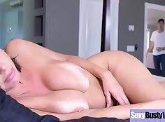 Busty Hot Wife Bates Hardcore Playing