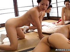 Busty Japanese Ex Girlfriend Ariadi Rich Fucked Rough