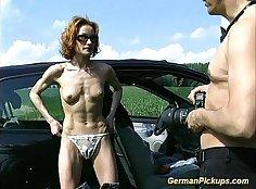 German Anal with Norwegian Jules Kalper