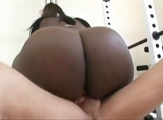 lovely thing is doing agreeable sex and she is showing off her big fat ass