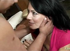 Asiaboy Gilyad and Mother Loves Blowjob