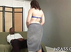 AMWF Smokey Lane interracial with Asian guy