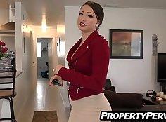 Stunning girls licking ass