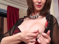 Amateur mature real mom gets fucked