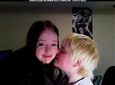 Chubby Young Teenager Lesbians fucking hard